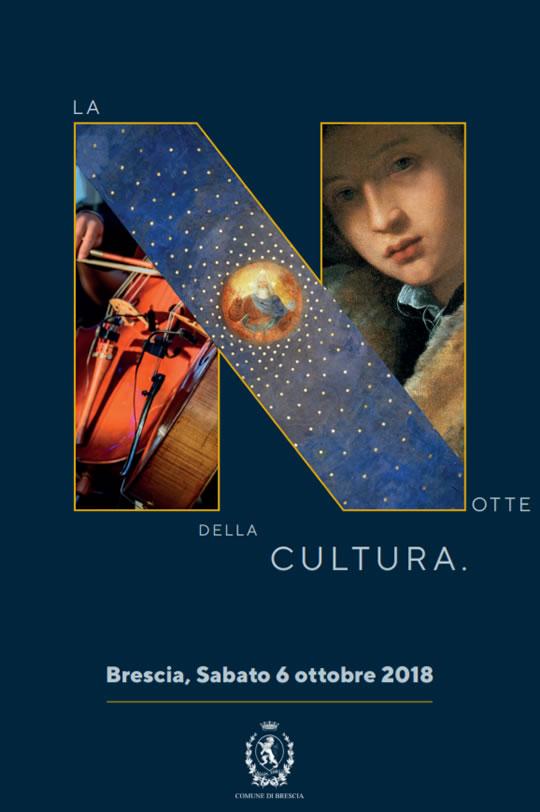 La Notte della Cultura a Brescia