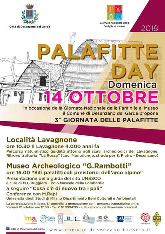 Palafitte Day a Desenzano
