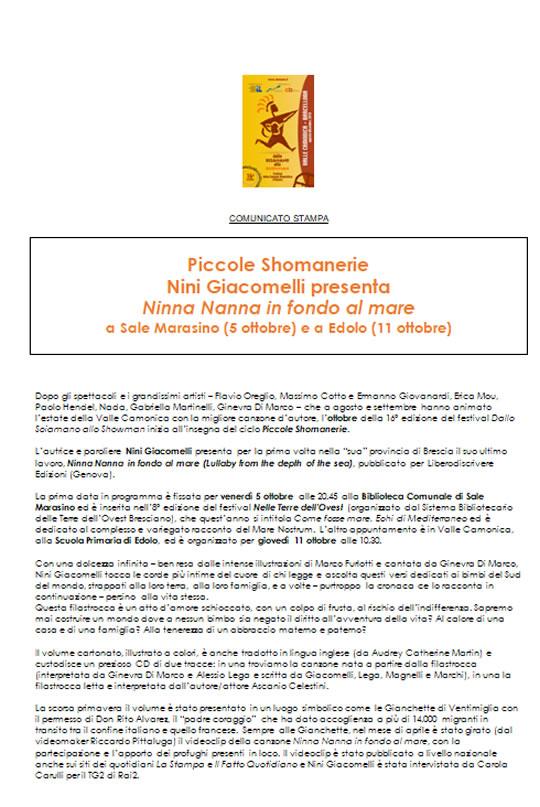 Piccole Shomanerie