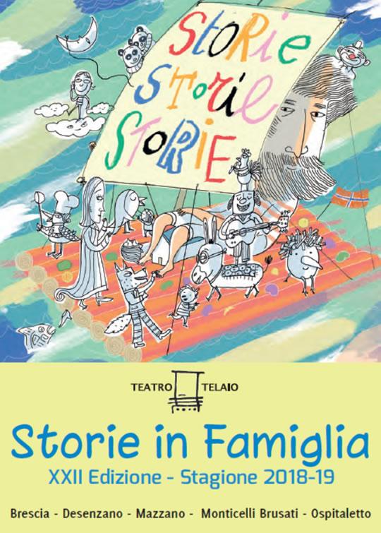Storie in Famiglia a Brescia