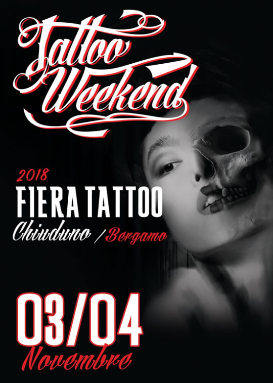 Tattoo Weekend Chiuduno BG