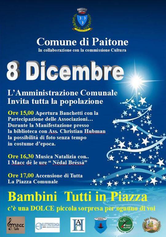 8 Dicembre a Paitone