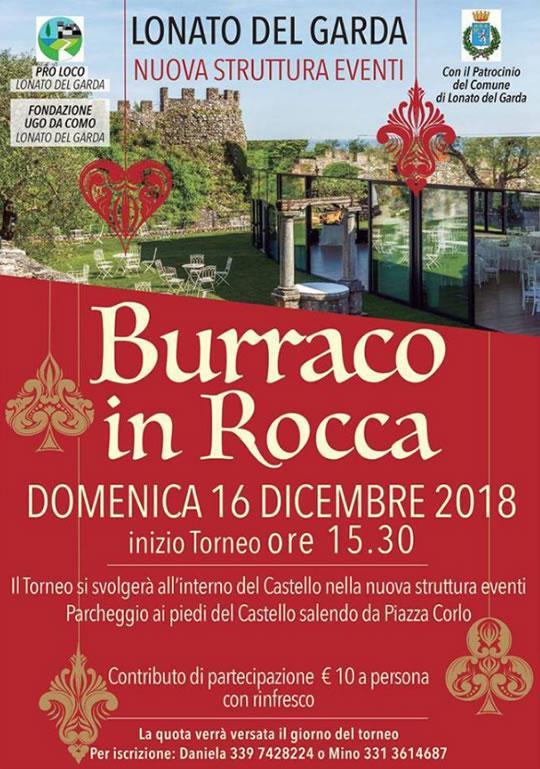 Burraco in Rocca a Lonato