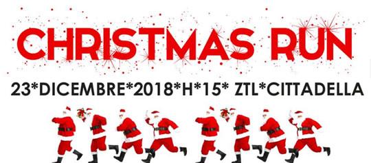 Christmas Run a Lonato