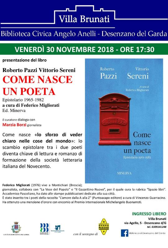 Come Nasce un Poeta a Desenzano