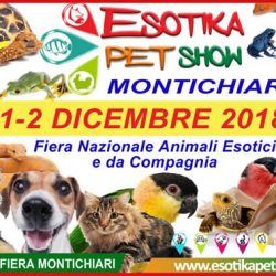 Esotika Pet Show a Montichiari