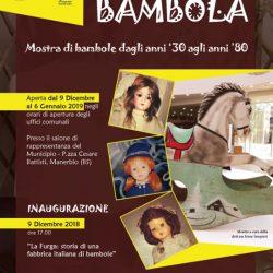 La Magia della Bambola a Manerbio