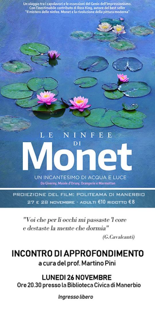 Le Ninfee di Monet a Manerbio