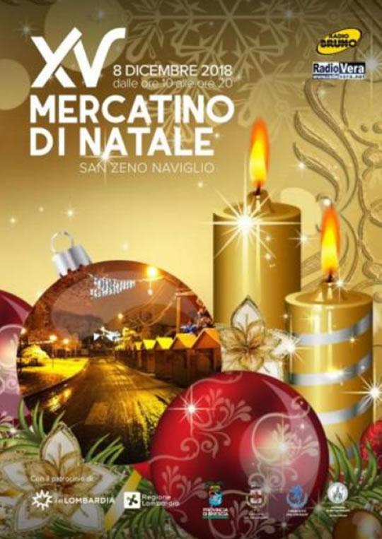 Mercatino di Natale a San Zeno Naviglio