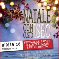 Natale con Gusto a Iseo