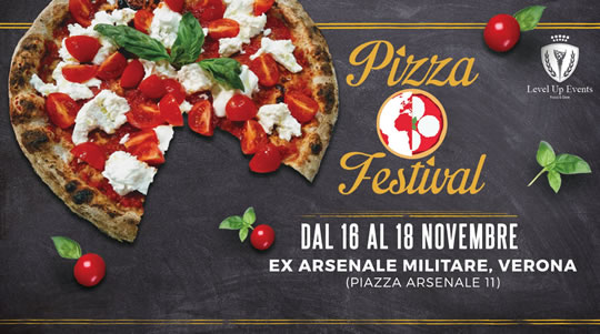 Pizza Festival a Verona