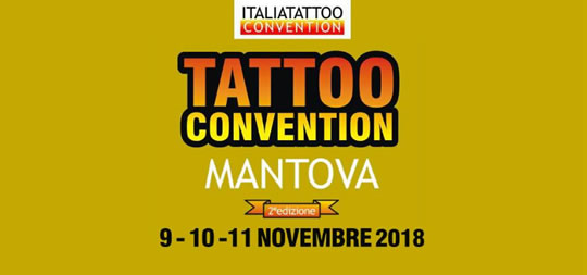 Tattoo Convention a Mantova