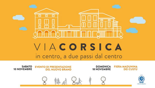 Via Corsica a Brescia