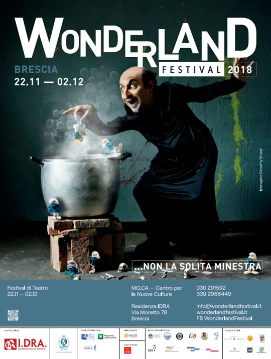 Wonderland Festival a Brescia