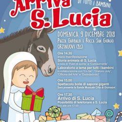 Arriva S. Lucia a Orzinuovi