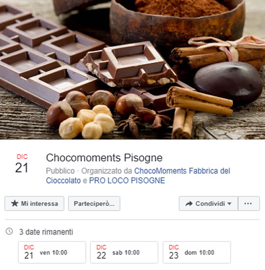 Chocomoments a Pisogne