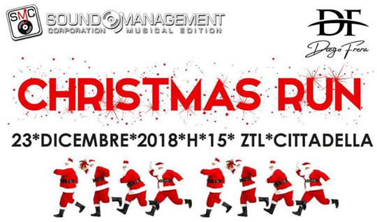 Christmas Run a Lonato
