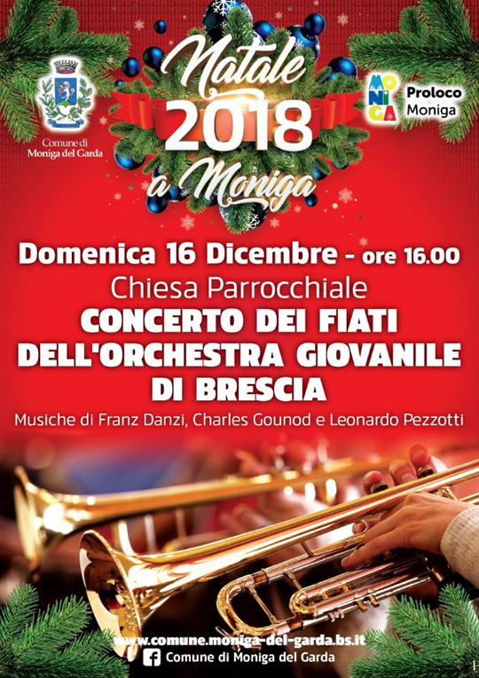 Concerto dei Fiati a Moniga