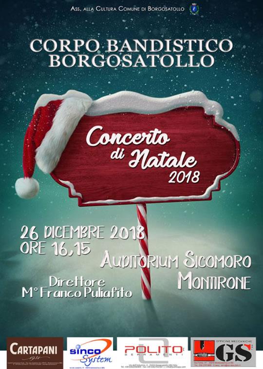 Concerto di Natale a Montirone