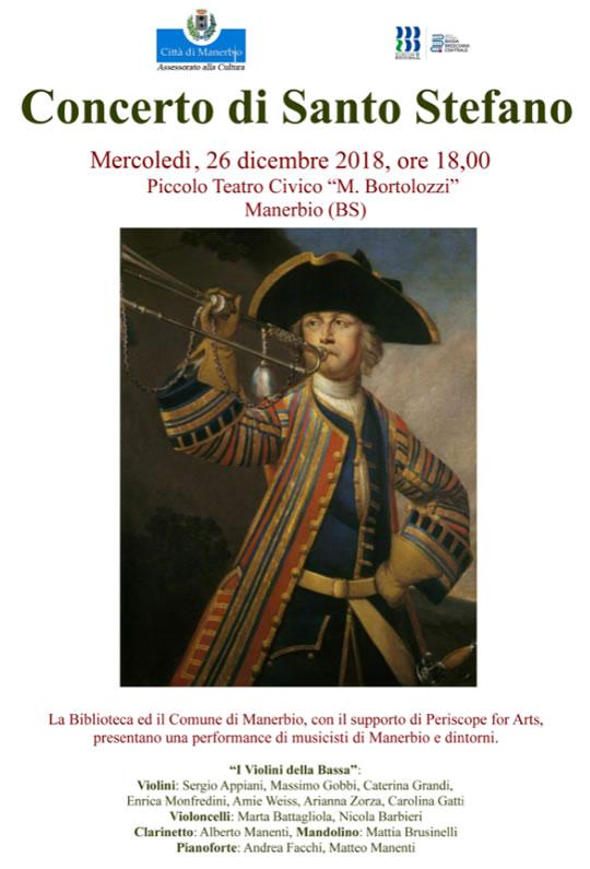 Concerto di Santo Stefano a Manerbio
