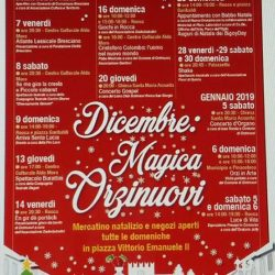 Dicembre Magica Orzinuovi