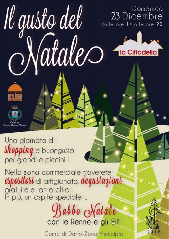 Il Gusto del Natale a Darfo Boario Terme