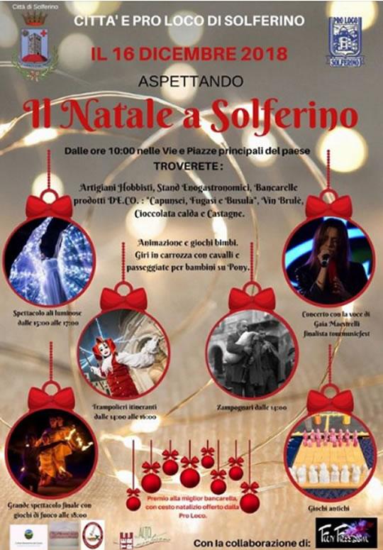 Il Natale a Solferino