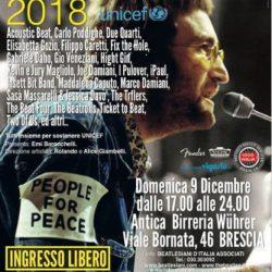John Lennon a Brescia