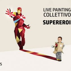 Live Painting Collettivo a Rodengo Saiano
