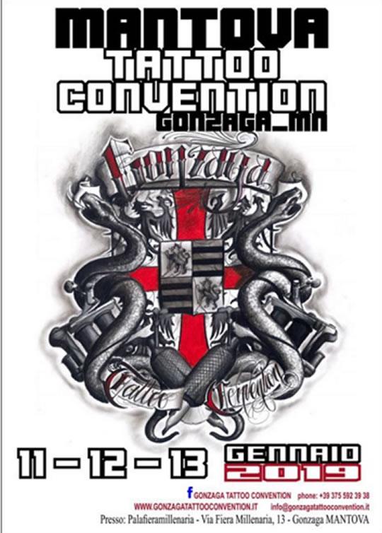 Mantova Tattoo Convention