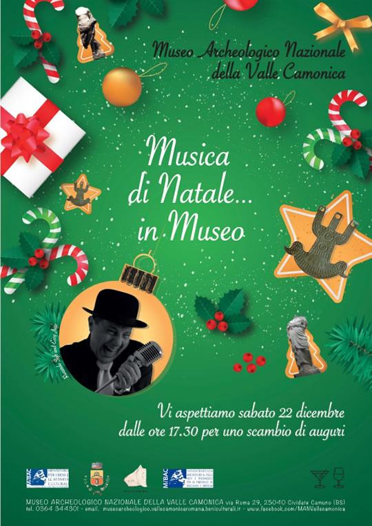 Musica di Natale in Museo a Cividate Camuno