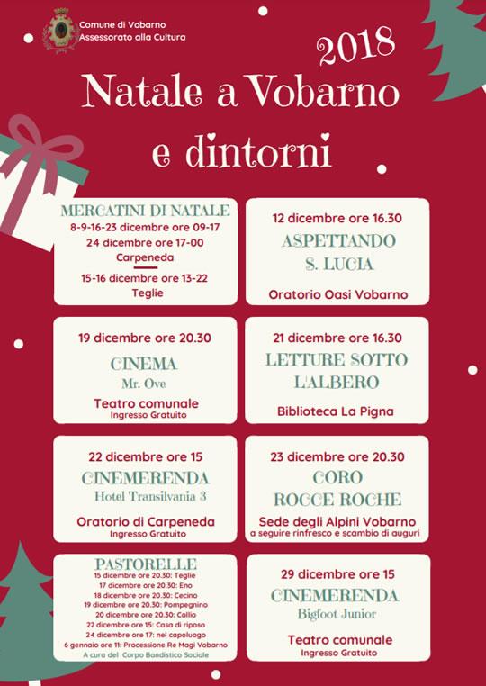 Natale a Vobarno e Dintorni