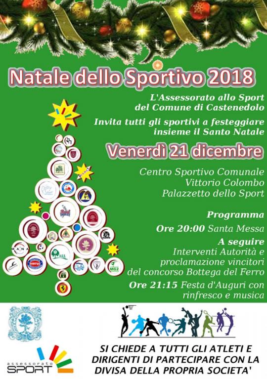 Natale dello Sportivo a Castenedolo