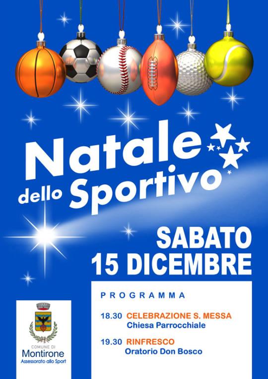 Natale dello Sportivo a Montirone