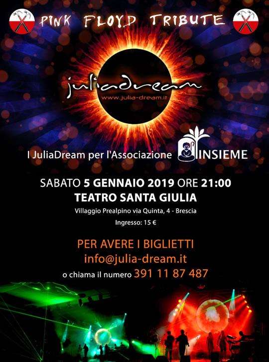 Pink Floyd Tribute a Brescia