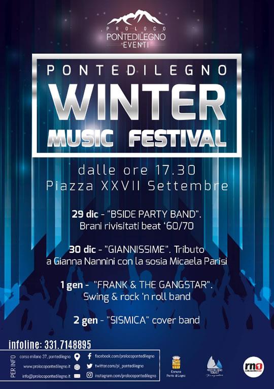 Ponte di Legno Winter Music Festival