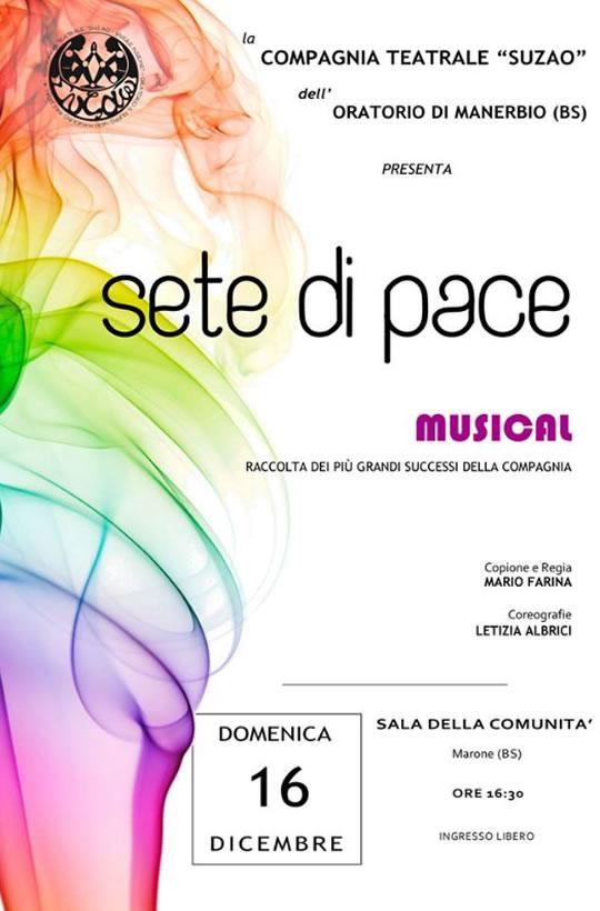 Sete di Pace a Marone