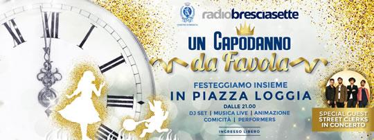 Un Capodanno da Favola a Brescia