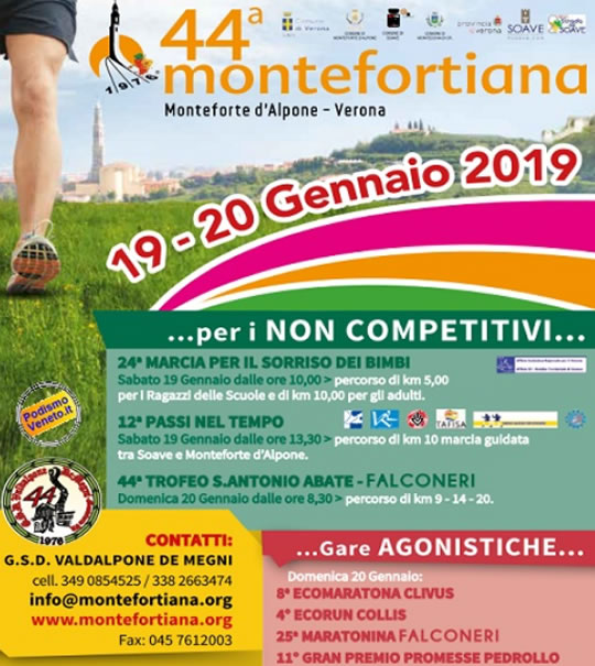 44 Montefortiana a Monteforte d'Alpone VR