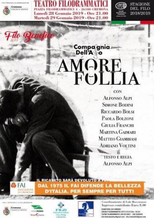 Amore o Follia a Cremona