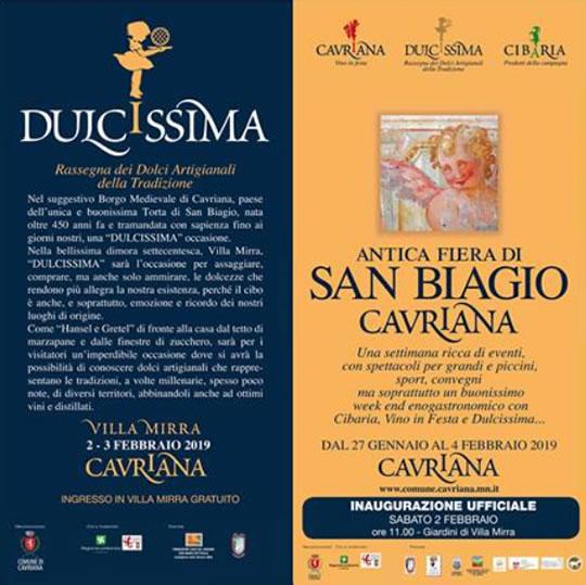 Antica Fiera di San Biagio a Cavriana MN