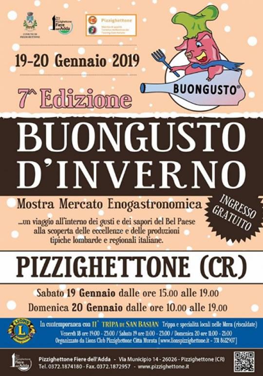 Buongusto d'Inverno a Pizzighettone CR