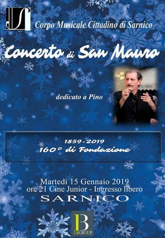 Concerto di San Mauro a Sarnico