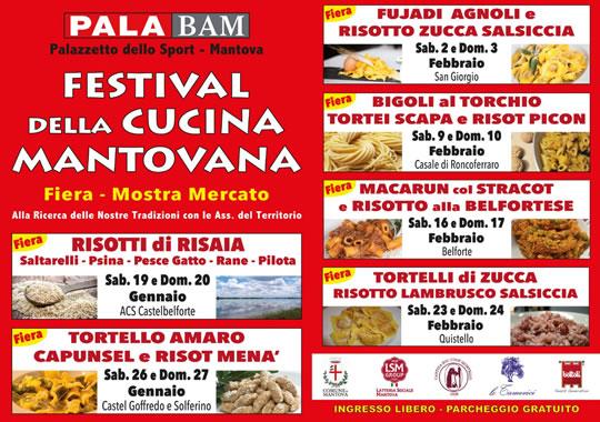 Festa della Cucina Mantovana a Mantova