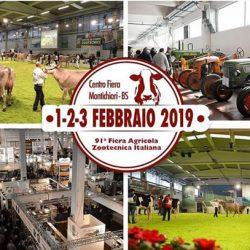 Fiera Agricola Zootecnica Italiana a Montichiari