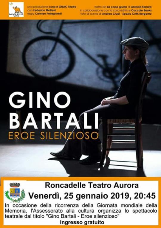 Gino Bartali Eroe Silenzioso a Roncadelle
