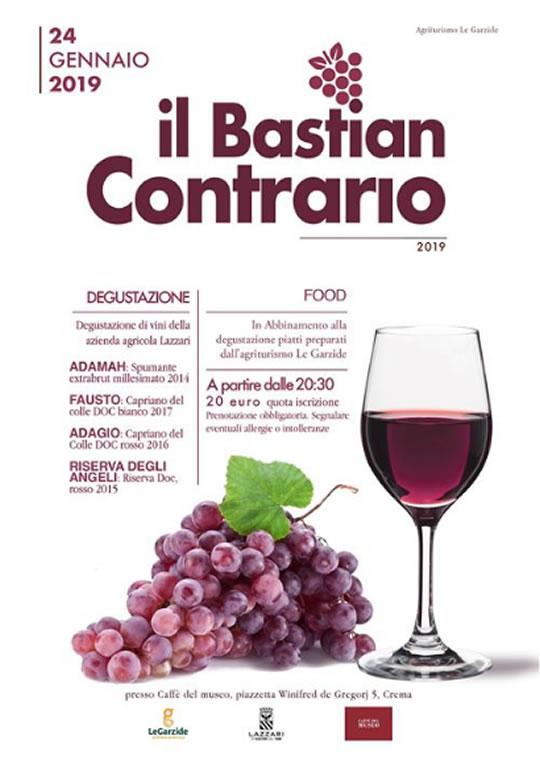 Il Bastian Contrario a Crema