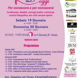 La Donna Oggi a Brescia