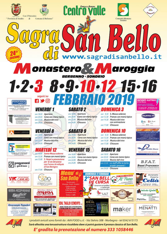 Sagra di San Bello SO