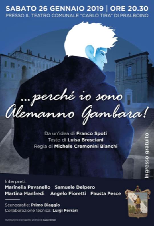Spettacolo Alemanno Gambara a Pralboino